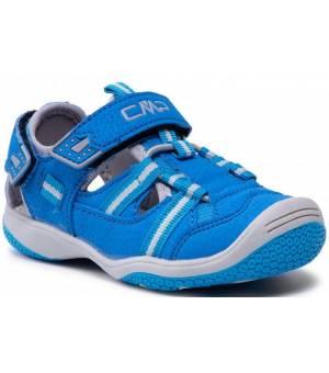 CMP Kids Sandals Baby Naboo Hiking Sandále L839 Tyrkysové