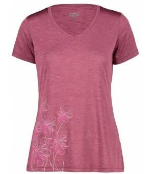 CMP Woman T-Shirt Tričko H825 Ružové