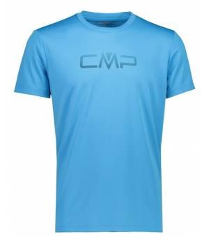 CMP Kid T-shirt Sky Antracite L724 tričko modré