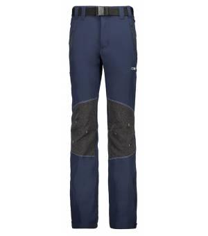 CMP Kid Long Pant Nohavice N985 Modré