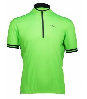 CMP Man Bike Tričko E349 Zelené