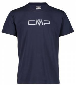 CMP Man T-Shirt Tričko Modré 30MG