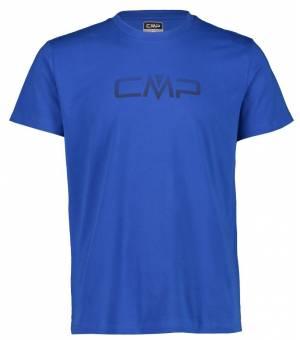 CMP Man T-Shirt Tričko Modré N944