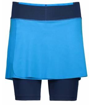 CMP Woman Trail Skirt 2-in-1 Blue M926 sukňa modrá