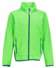 CMP Kid Jacket Mikina 11EG Zelená