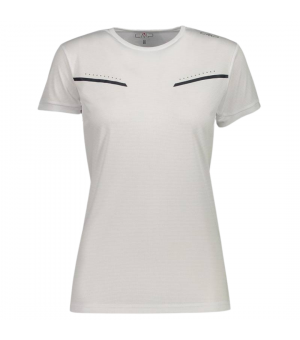 CMP Woman T-Shirt Tričko A001 Bianco Biele
