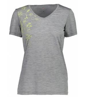 CMP Woman T-Shirt Tričko 72UG Sivé