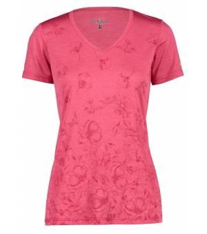 CMP Woman T-Shirt Tričko B886 Červené