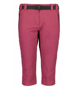 CMP Woman Capri Nohavice Ružové H807