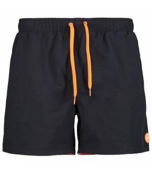 CMP Man Shorts Plavky 36UG Čierne