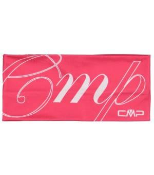 CMP Woman Headband Čelenka Červená