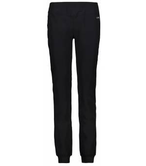 CMP Woman Long Pant Nohavice Čierne
