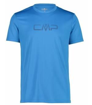 CMP Tričko s Logom CMP M Modré