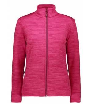 CMP Woman Jacket Mikina H637 Ružová