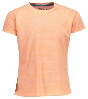 CMP Kid G T-Shirt Tričko C667 Oranžové