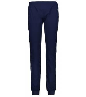 CMP Woman Long Pant Nohavice Modré