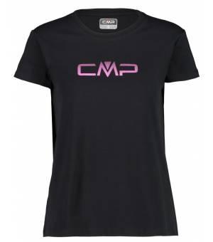 CMP Woman Tričko U901 Čierne