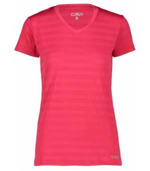 CMP Woman T-Shirt Tričko B880 Červené