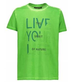 CMP Kid T-Shirt Tričko E629 Zelené