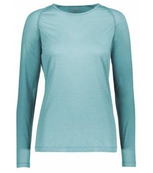 CMP Woman T-Shirt Tričko L384 Tyrkysové