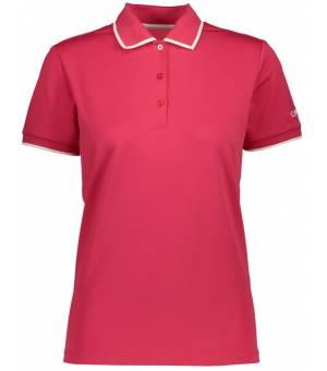 CMP Woman Polo Košeľa B880 Červená