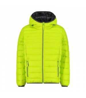 CMP Kid Jacket Fix Hood Acido bunda