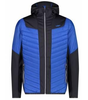 CMP Man Hybrid Jacket Fix Hood Storm bunda