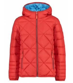CMP Kid G Jacket Fix Hood Grenadine bunda