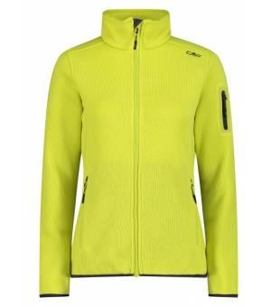 CMP Woman Jacket Lime mikina