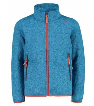 CMP Kid G Jacket Azzurro – Lake mikina