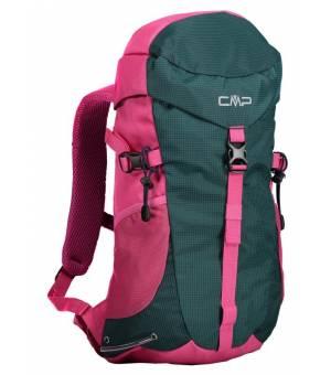 CMP Looxor 18l Trekking Backpack Bouganville – Petrol batoh