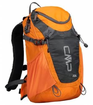 CMP Katana 22 l Backpack Red Orange – Antracite batoh