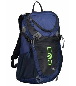 CMP Katana 22 l Backpack Blue Verde Fluo batoh