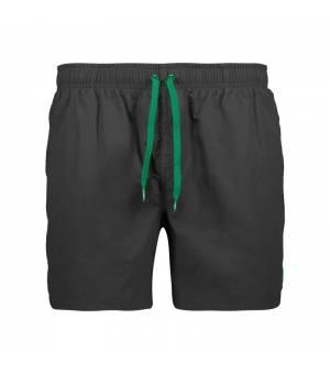 CMP Man Shorts Antracite - Emerald plavky