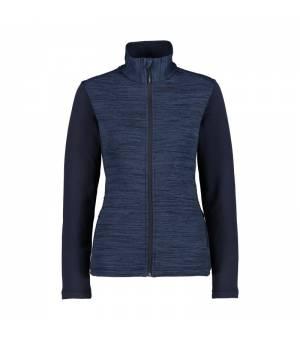 CMP Woman Jacket Blue Mel mikina