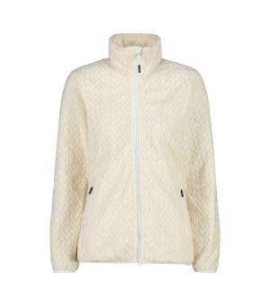 CMP Woman Jacket Bianco Gesso mikina