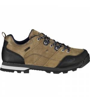 CMP Alcor Low Trekking Shoe WP Oil Green