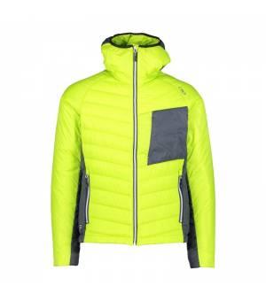 CMP Man Jacket Fix Hood Acido bunda