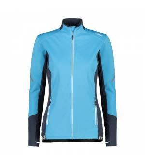 CMP Woman Jacket Azzurro bunda