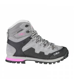 CMP Athunis Mid Wmn Trekking Shoe WP Grey