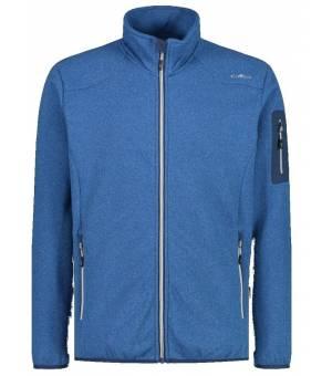 CMP Man Jacket Mikina N832 Modrá