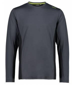 CMP Man T-Shirt Tričko U911 Sivé