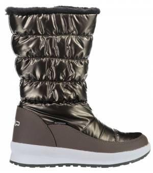 CMP Holse WMN Snow Boot WP Obuv R601 Hnedá