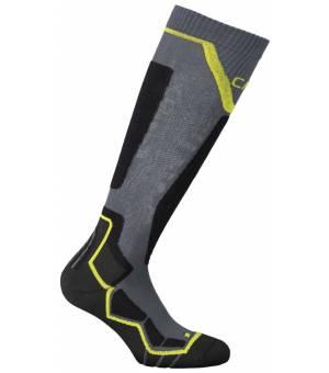 CMP Ski Sock Thermocool Ponožky 98UH Sivé