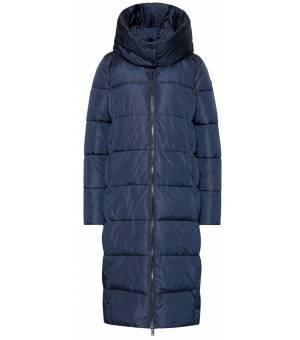 CMP Coat Zip Hood Woman Kabát N950 Modrý