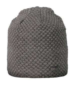 CMP Woman Knitted Hat Fumo Mel Čiapka
