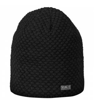 CMP Woman Knitted Hat Nero Čiapka