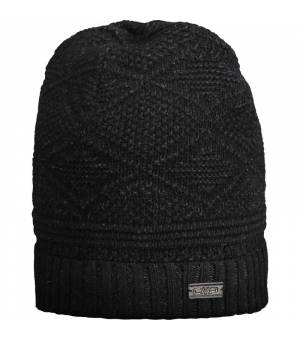 CMP Man Knitted Hat Nero Čiapka