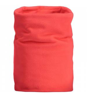 CMP Woman Fleece Neckwarmer Red Fluo Šatka