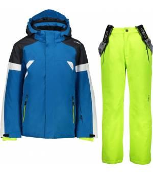 CMP Kid Set Jacket+Pant River Komplet